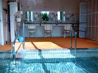 準天然温泉入浴